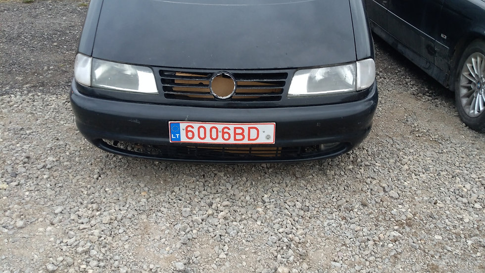 VW SHARAN V/N 6006BD 1998M. KURAS DYZELINAS. DUOMENYS NENUSTATYTI.