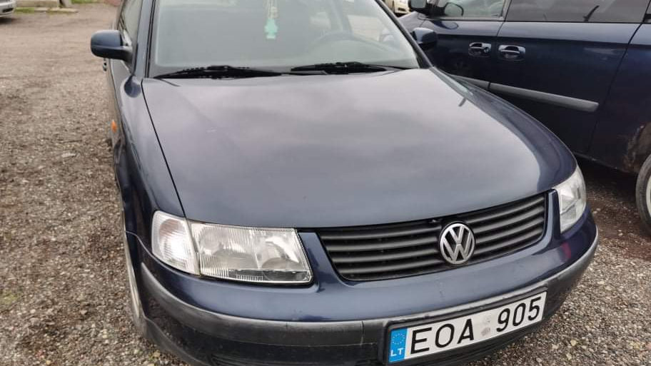 VW PASSAT V/N EOA905 1997M. KURAS DYZELINAS. DUOMENYS NENUSTATYTI.
