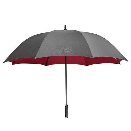 Golf Umbrella - Black & Red