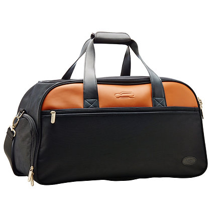 Range Rover Lifestyle Holdall - Black & Brown