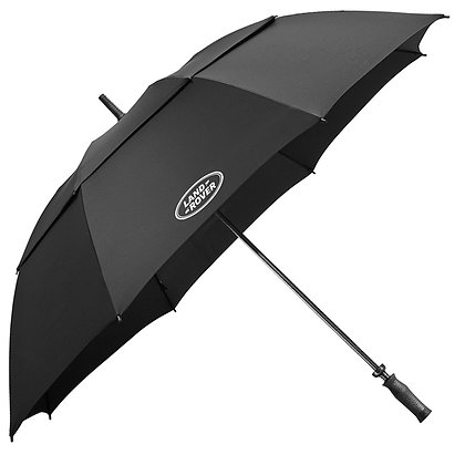 Land Rover Large Golf Umbrella - Black