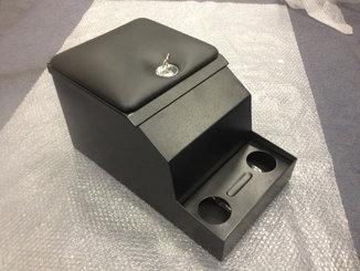 Defender Steel Cubby Box