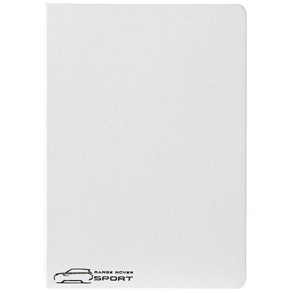 Range Rover Sport Notebook Large - White