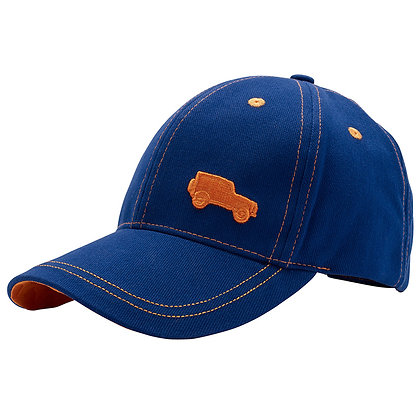 Land Rover Boys Cap 8-12 Years - Blue