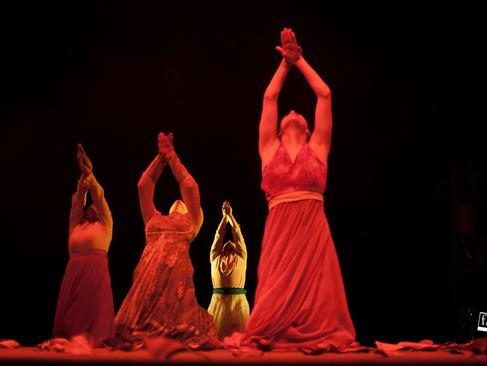 Danza contemporanea UAG