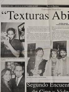 Exposición  Querétaro 2007