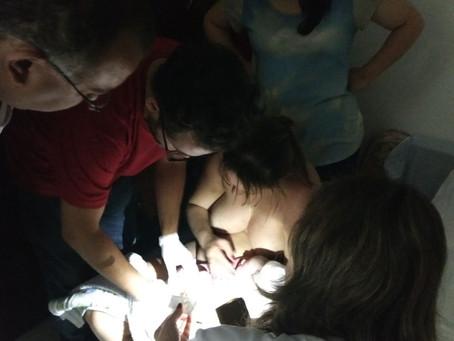 Relato de parto Carla Siqueira