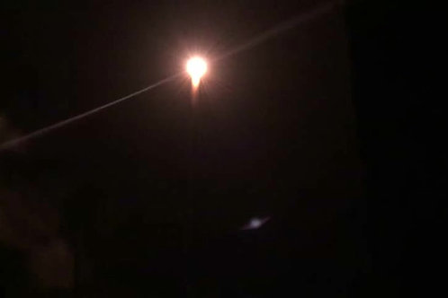 PFX35CM-Y-H Meteor -35MM Yellow Meteor