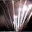 Thumbnail: DP23E022 100S - Zipper Fan - Bright Silver Comets