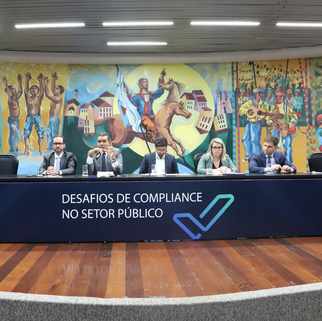 Desafios do Compliance