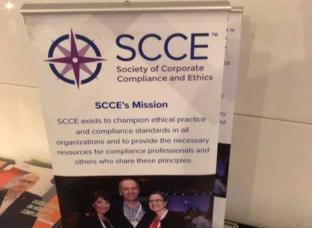 Curso promovido pela SCCE's Compliance & Ethics Academy em São Paulo