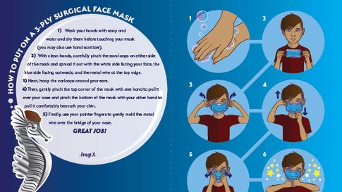 Back to School Kit Instruction Booklet (back)