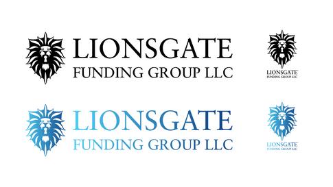 Lionsgate Funding Group LLC logo variations