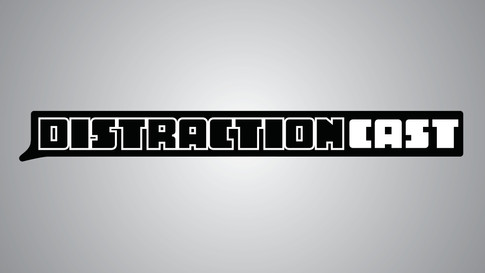 DistractionCast Podcast logo