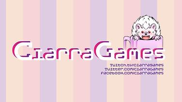 CiarraGames Digital Banner