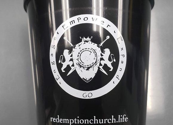 Cup - Redemption Logo