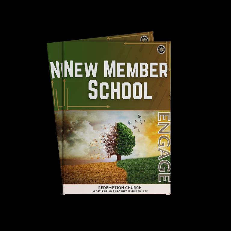 Go Forward - New Member School - Class 101