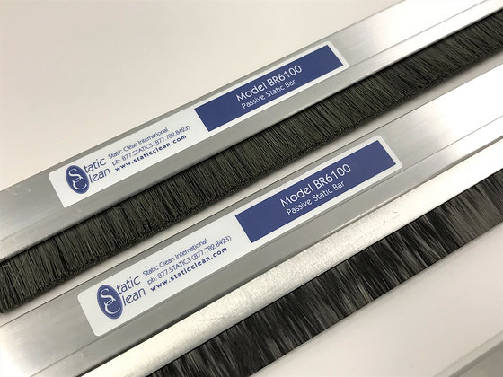 BR6100C/BR6100T Static Brush Bar