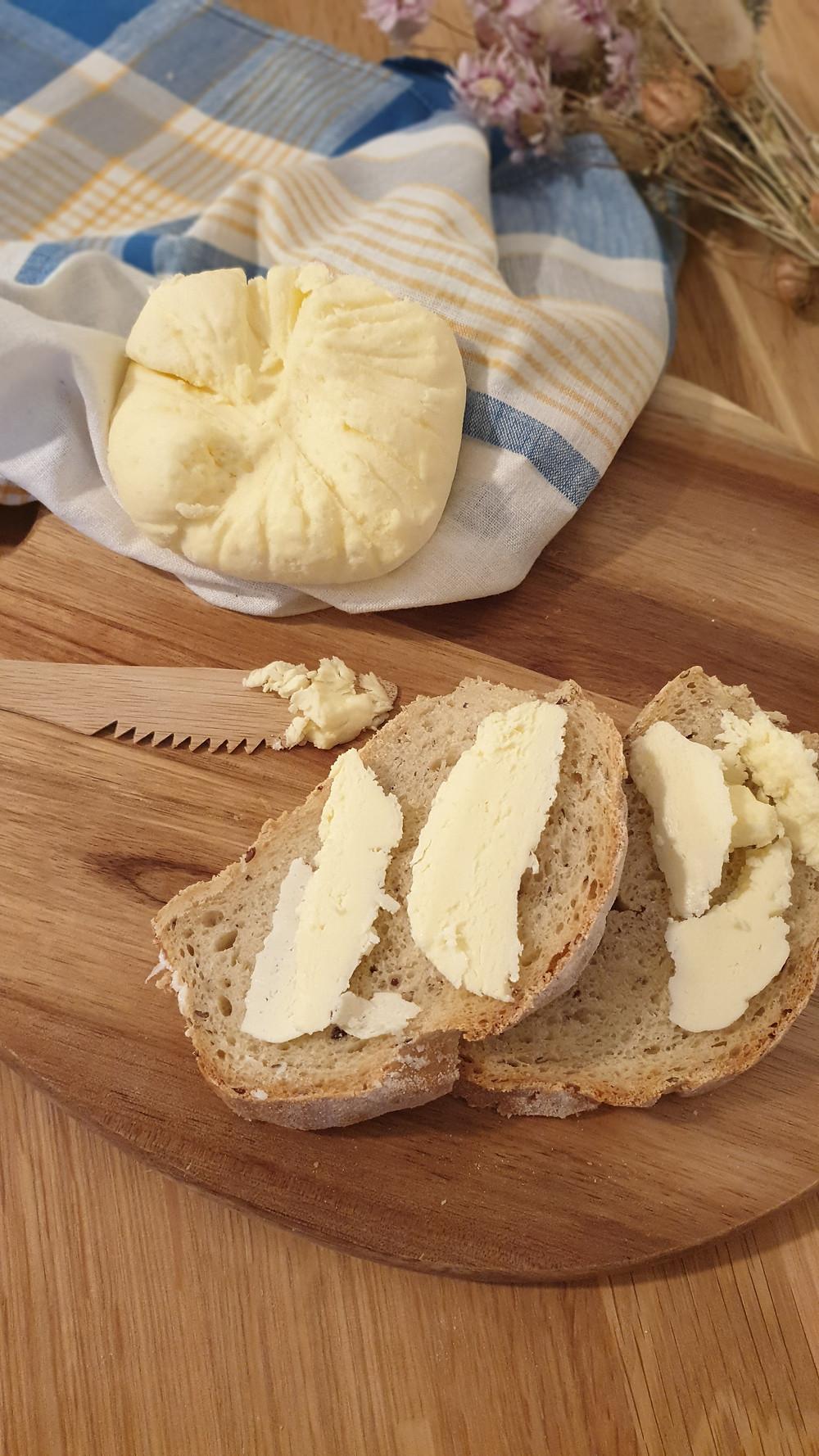 recette du beurre
