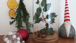 NOËL 2020 : Quelques décorations de Noël à faire soi-même