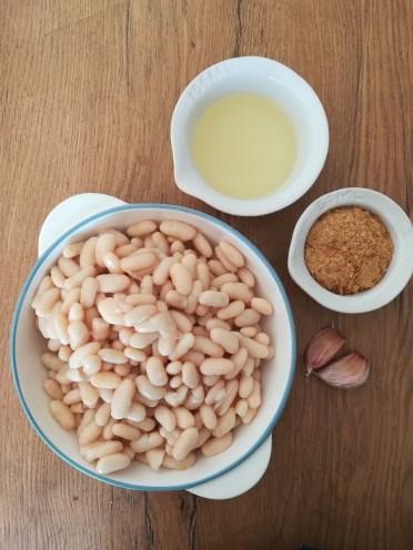 ingrédients du houmous