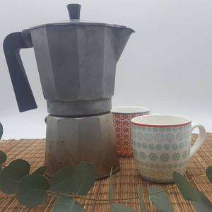 cafetière italienne pour café zéro déchet