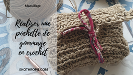 COSMÉTIQUE BIO : Un sachet de savons exfoliant avec Emma Noël