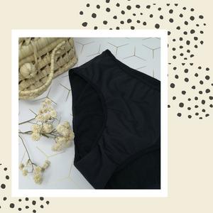 ZERO DECHET : J'ai testé les Culottes Menstruelles  - FEMPO