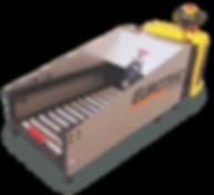 Imagem de um Extrator de Bateria Tracionária