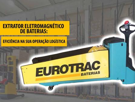 Vantagens do uso do extrator de bateria eletromagnético na sua operação logística
