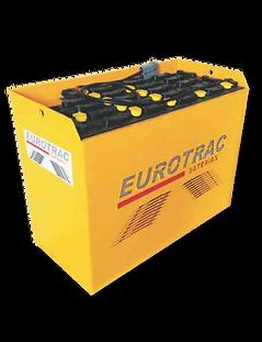 Baterias Eurotrac