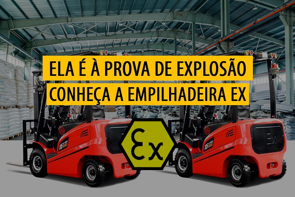 Empilhadeira EX