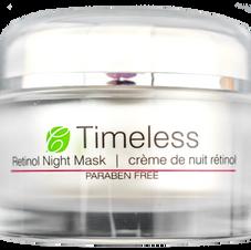 Timeless Retinol Night Mask