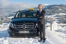 Alain Taxi Megeve