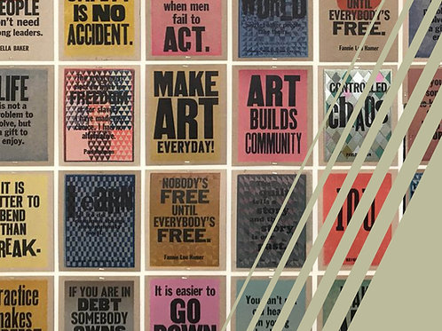 Attest, Protest: Printmaking and Present-ness