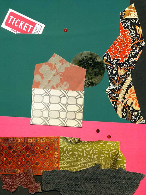 COLLAGE AND ADHESIVES