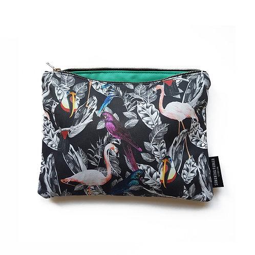 'Exoticana' Fabric Bag