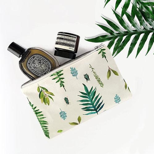 'Spring Leaf' Wash bag