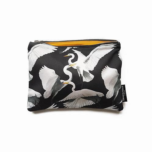'Three Heron' Fabric Bag