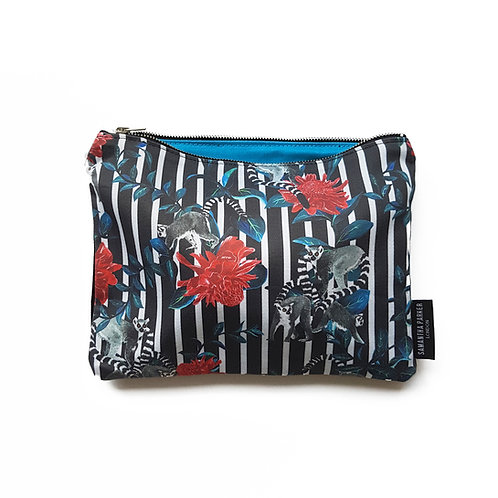 'Lemur Stripe' Fabric Bag