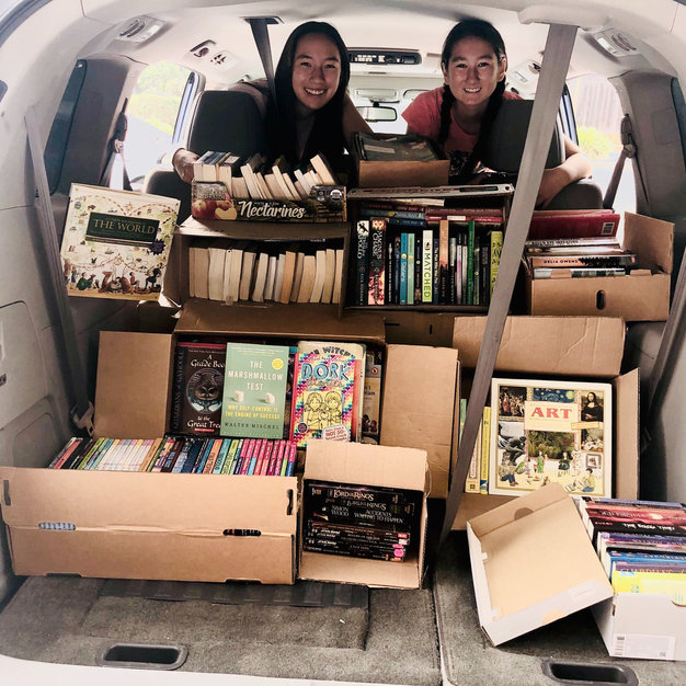Sell Your Books Back Fundraiser