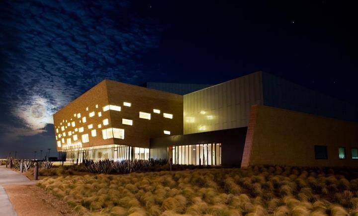 UT Wagner Noel Performing Arts Center