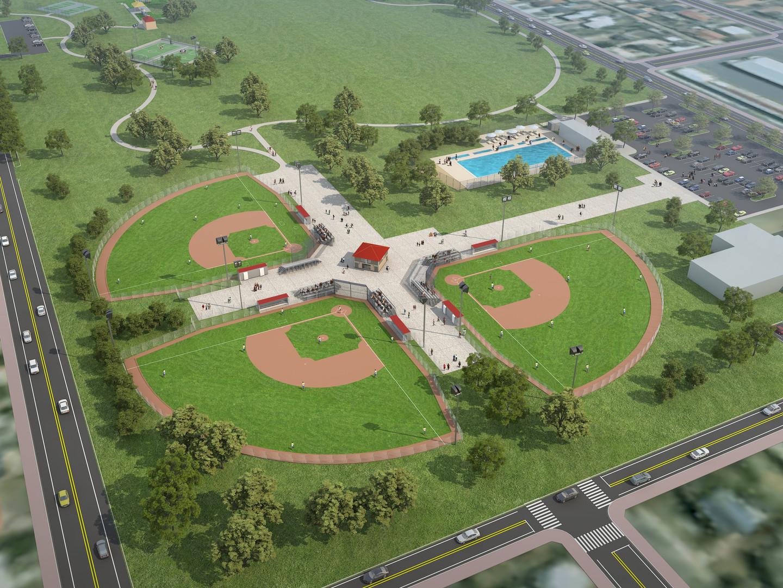 Odessa Little League Complex