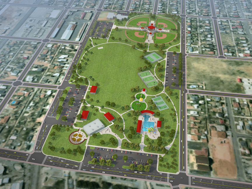 Floyd Gwin Park Master Plan
