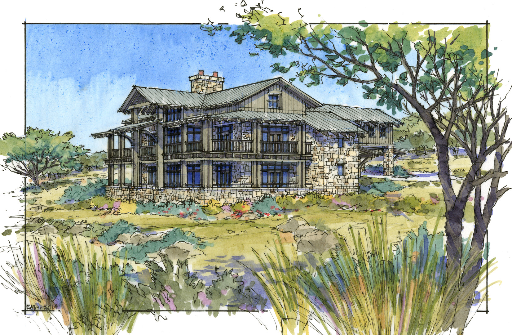 St. James River Ranch Concept