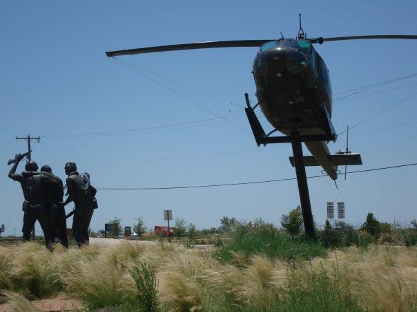 West Texas Vietnam Memorial