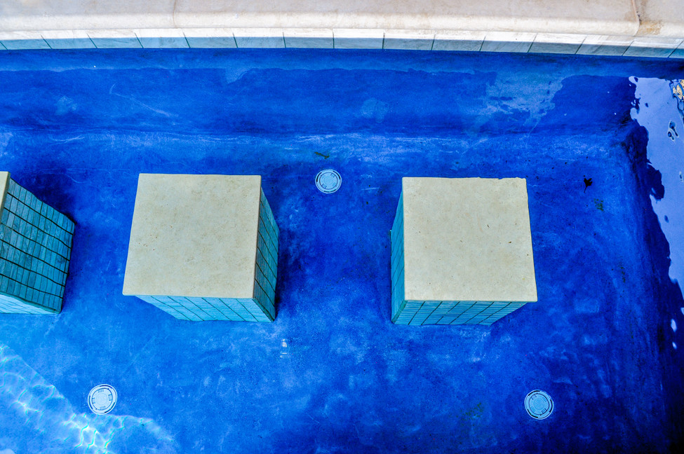 Underwater Bar Stools