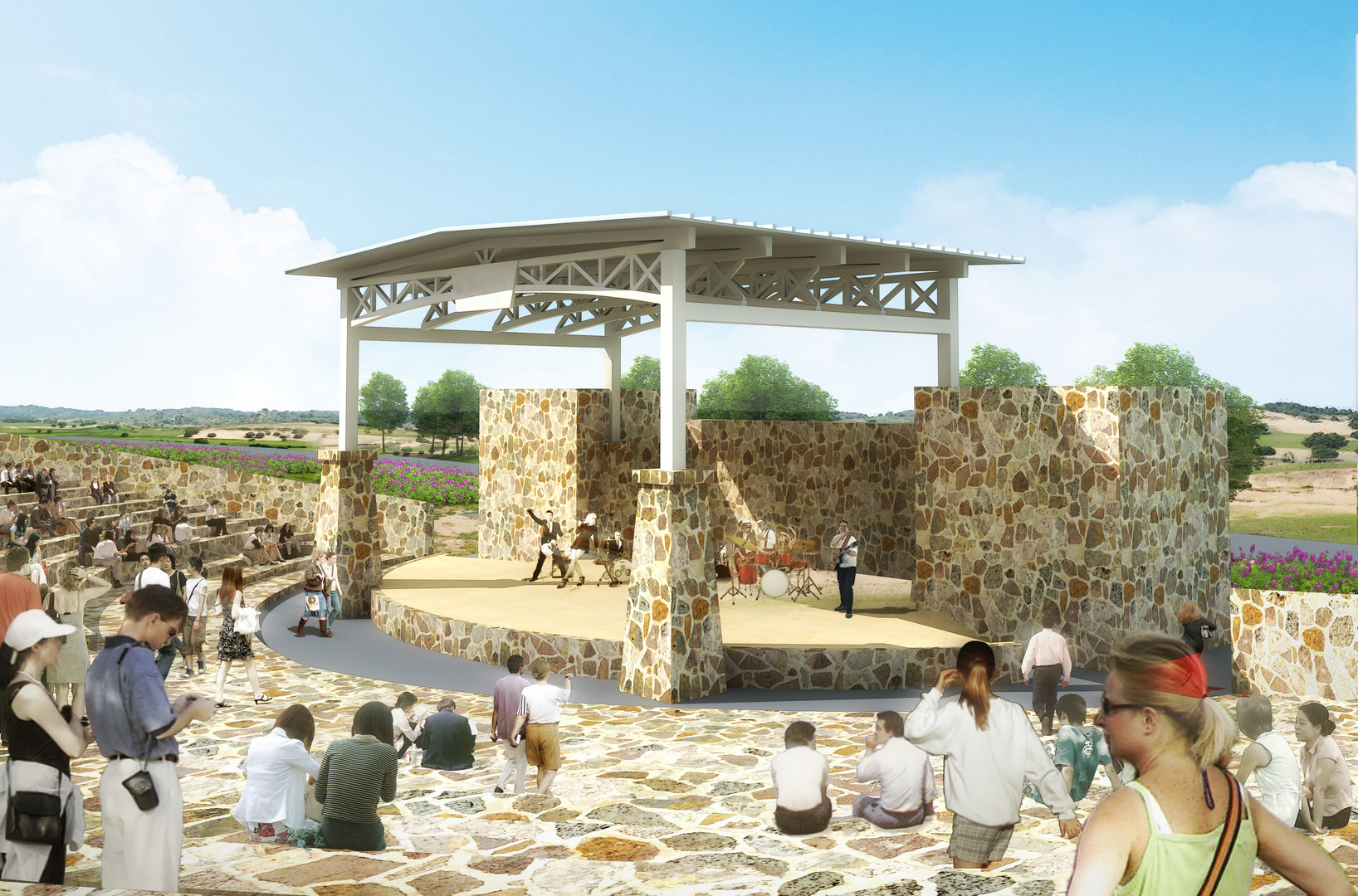 Historic Spring Amphitheater