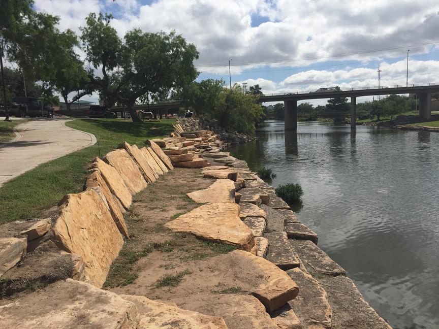 Concho River Masterplan