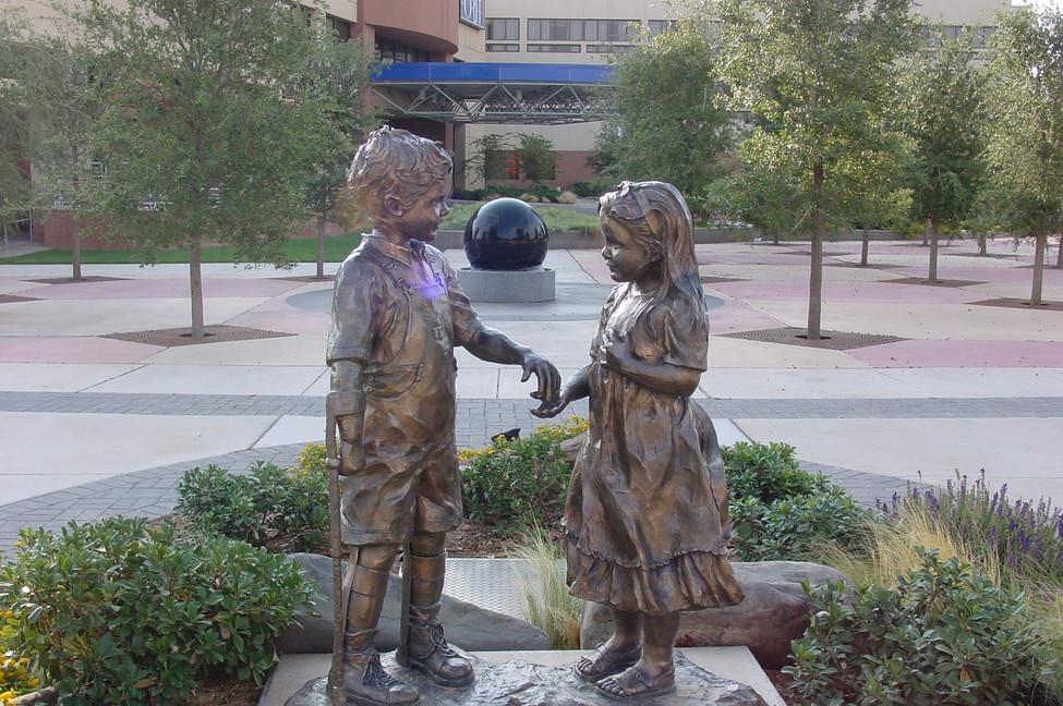 Commissioned Sculpture - ADA Playground